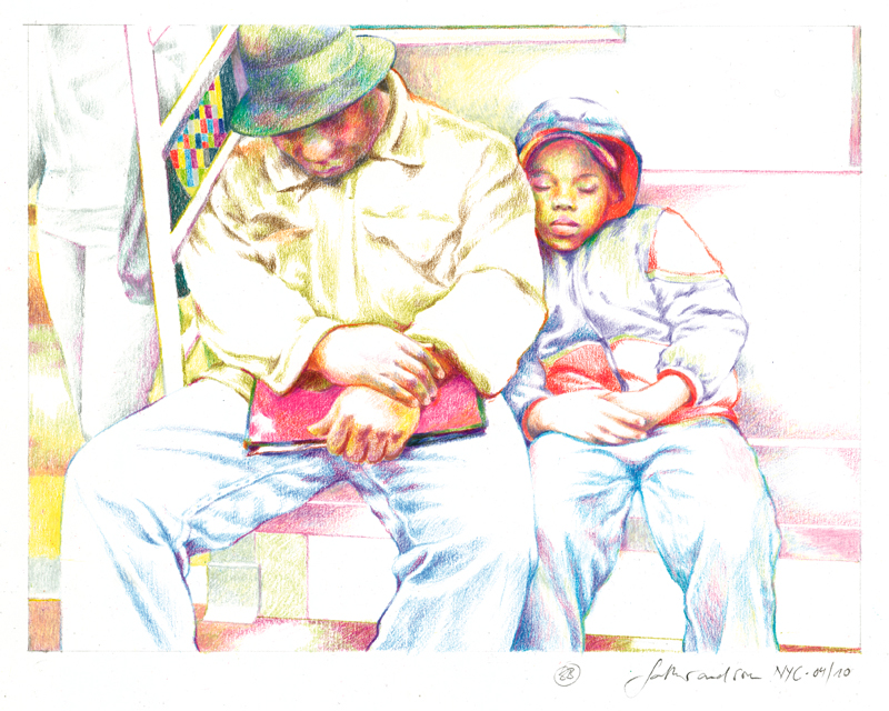 Arcademi_Father_and_son_NewYork