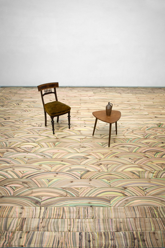 Arcademi_Pernille-Snedker-Hansen_Marbelous-Wood-Floor_with-funiture
